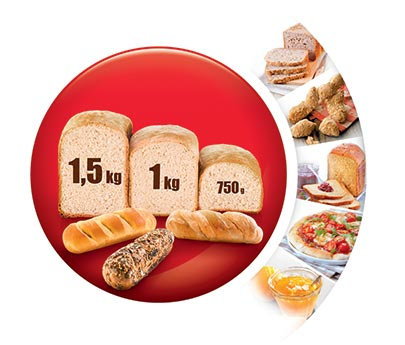 HOME BREAD BAGUETTE OW6121